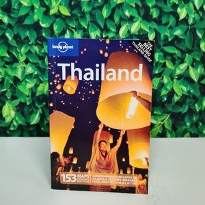 Lonely Planet Discover Thailand Guide Book